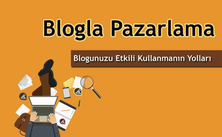 Web Blogla Pazarlama Eğitimi