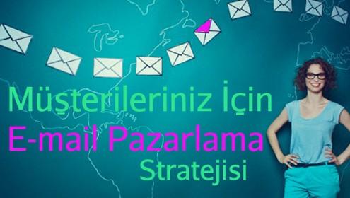 20 Kasım 2012: E-mail Pazarlama Eğitimi