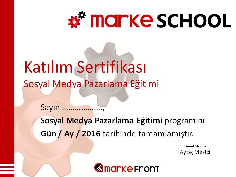 markefront-Katilim-Sertifikasi-markeschool