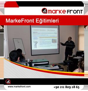 MarkeFront Eğitimleri