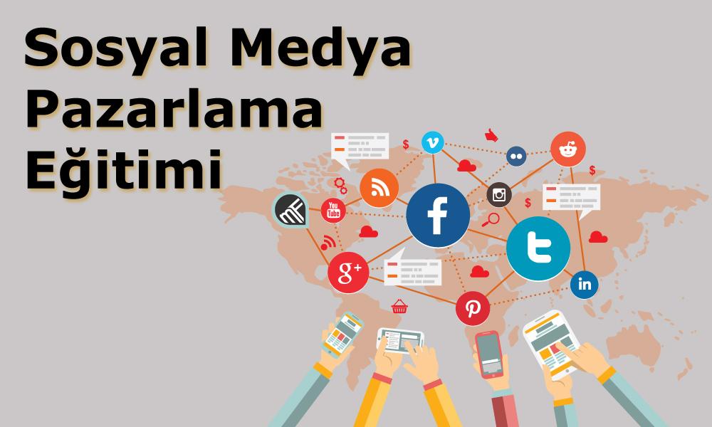04 Kasım 2017: Sosyal Medya Pazarlama Eğitimi
