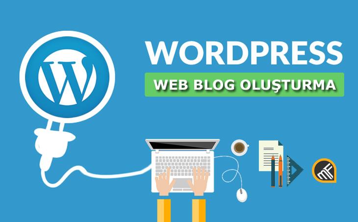 23 Mayıs 2017: WordPress ile Web Blog Oluşturma Eğitimi