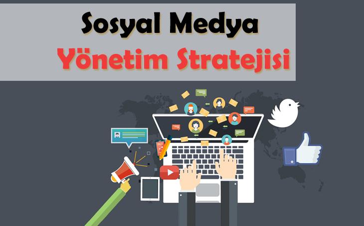 Sosyal Medya Yönetim Strateji Eğitimi